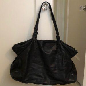 Strenesse black shoulder bag